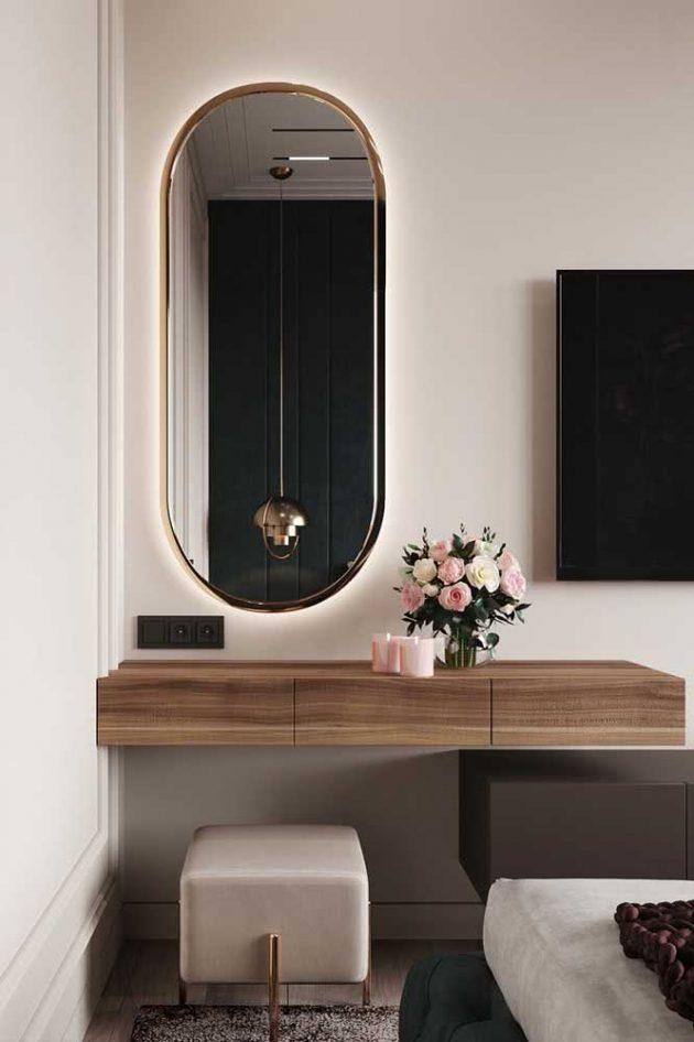 Dressing Room Mirror - Inspiring Decor Tips