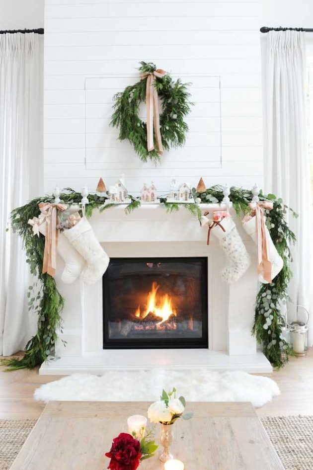 Christmas Garland - What is It and Decoration Gallery