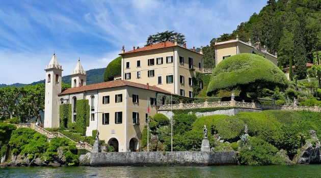 Renting an Exclusive Villa for an Italian Getaway