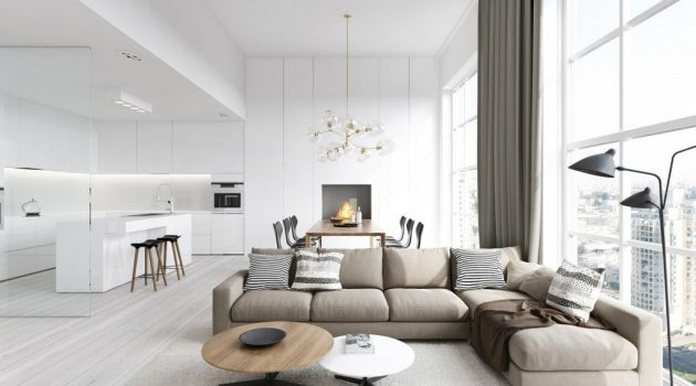 White Color For Your Interior Design