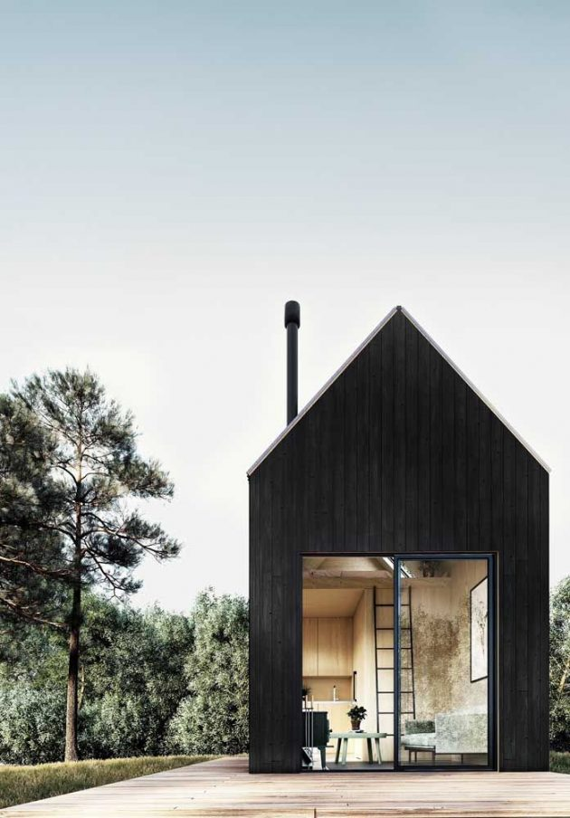 Mini Houses - 10 Ideas & Projects for a Minimalist Life