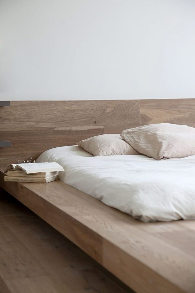 Low Bed or Bed on the Floor?