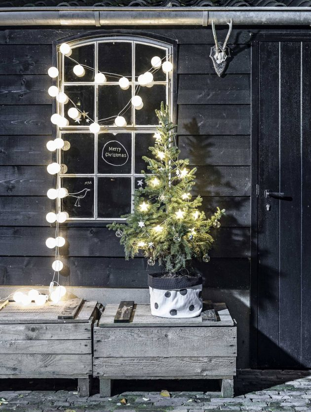 9 Ideas to Decorate Your Christmas Windows