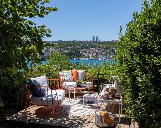 Kandili House by Ofist in Istanbul, Turkey