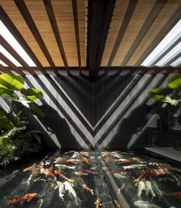 NB Residence by Jacobsen Arquitetura in Brazil