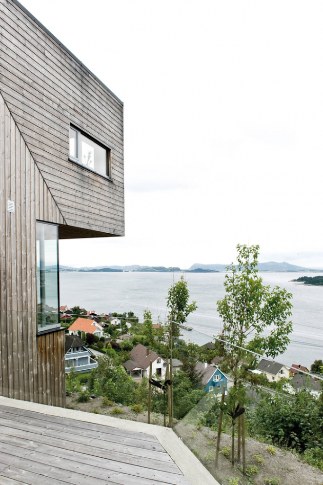 Northface House by Element Arkitekter AS in Stavanger, Norway