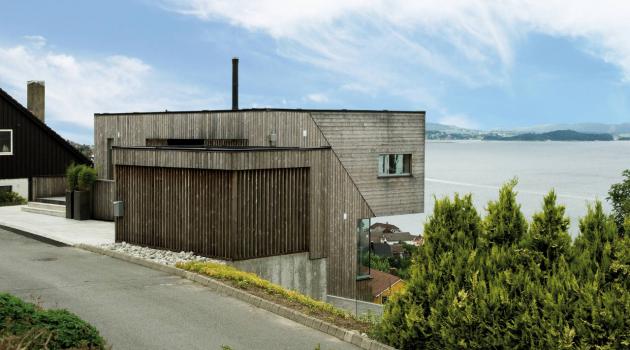 Northface House by Element Arkitekter AS in Stavanger, Norway