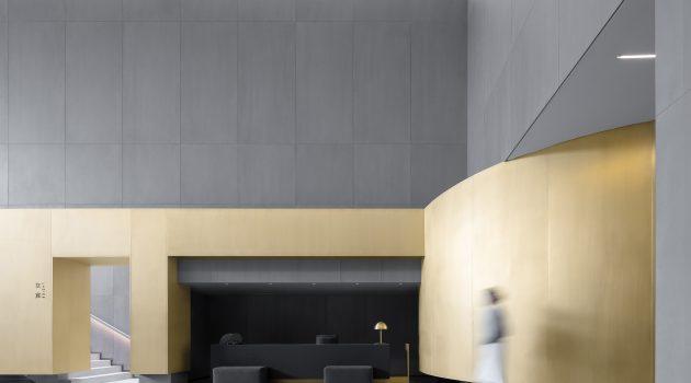 Qushui-Lanting Resort Hotel, Hangzhou Designed by DJX Design Studio