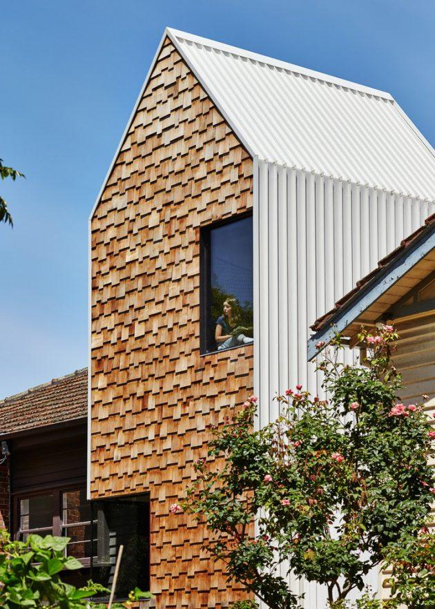 Tower House by Austin Maynard Architects in Alphington, Australia