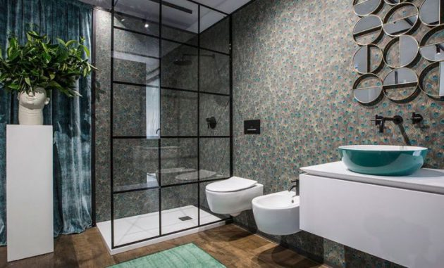 Say Yes To Decorated Bathrooms