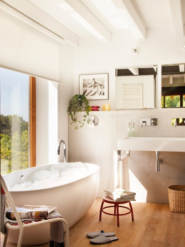 Modern, Design & Practical Bathrooms (Part I)