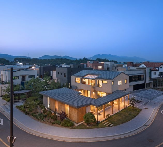 10M4D House by guga Urban Architecture in Icheon-Si, South Korea