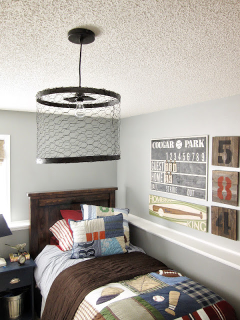 15 DIY Decor Ideas You Can Make For The Boys' Room