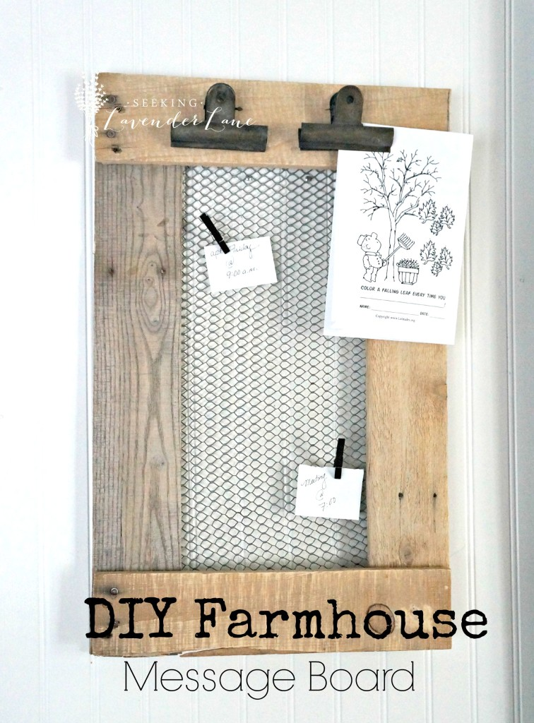15 Super Simple DIY Farmhouse Decor Ideas You Can Craft In No Time