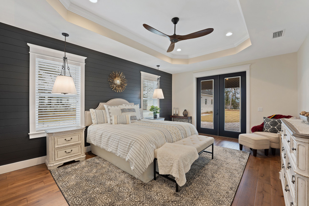 16 Ravishing Farmhouse Bedroom Interiors You Will Fall In Love With