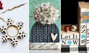18 Sparkling Winter Decoration Ideas You Should Consider After The Holidays