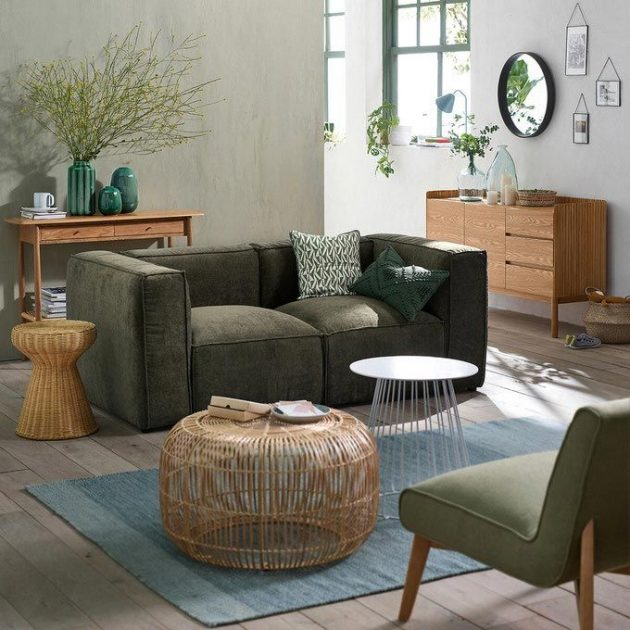 Natural Decor That Is Already Trending in 2021 Is With Bamboo