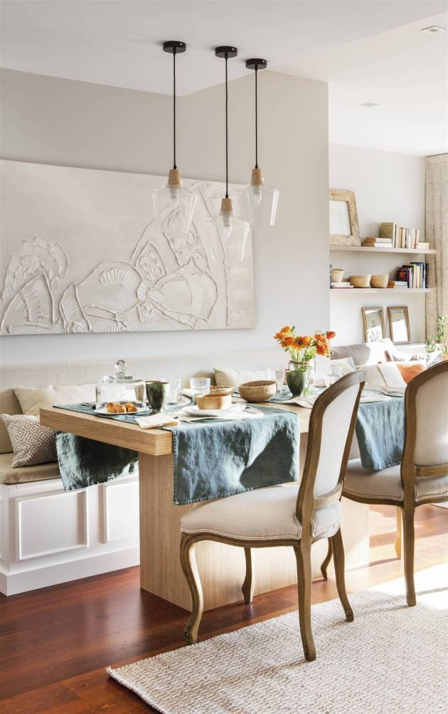 10 Small Dining Rooms Very Well Used (Part II)