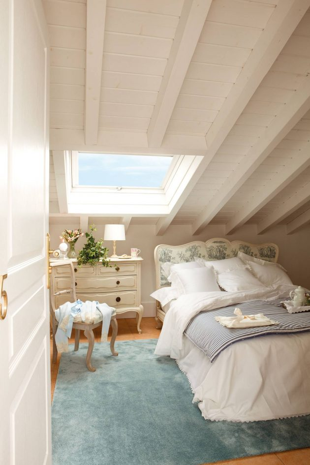 The Best 9 Attics That Make The House a Charming Place
