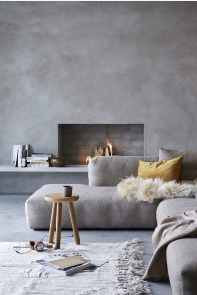 Ideas To Copy For A Gray Interior