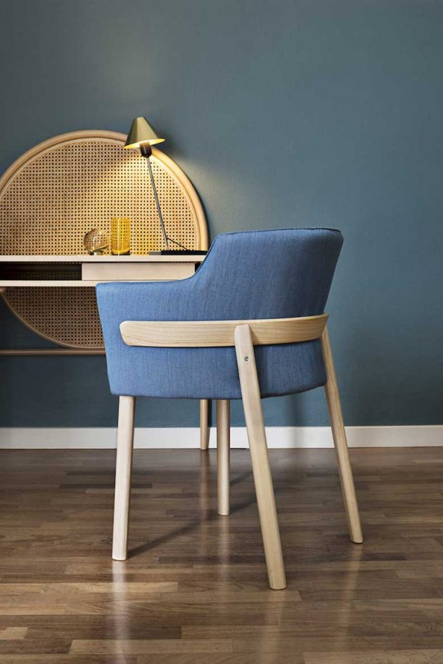Cannage Or How The Mesh Furniture Has Returned