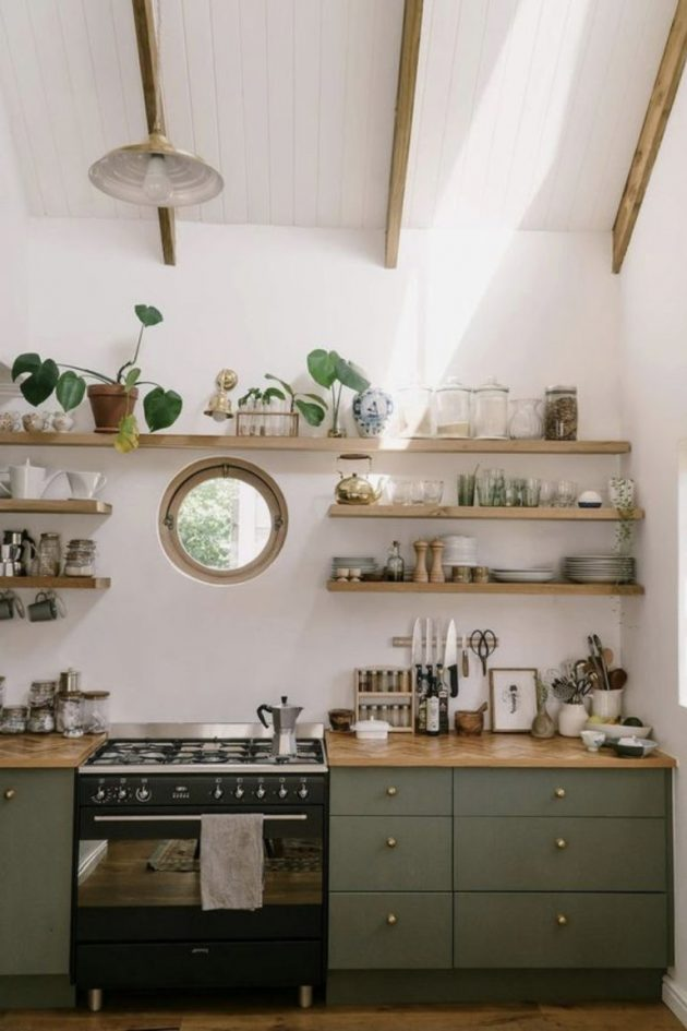Keep It Natural In The Kitchen