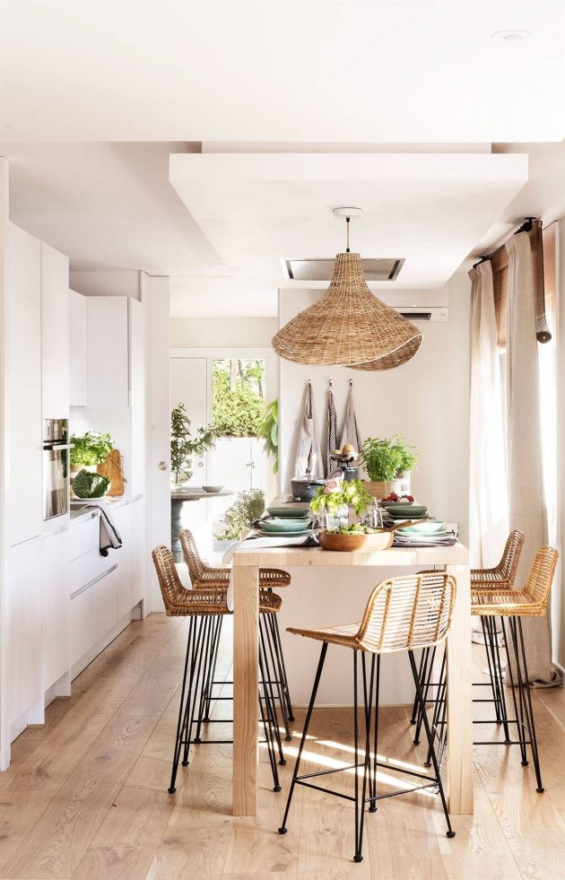 10 Small Dining Rooms Very Well Used (Part I)