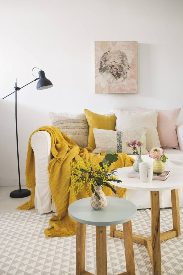 9 Fabulous Ideas For Small Floors