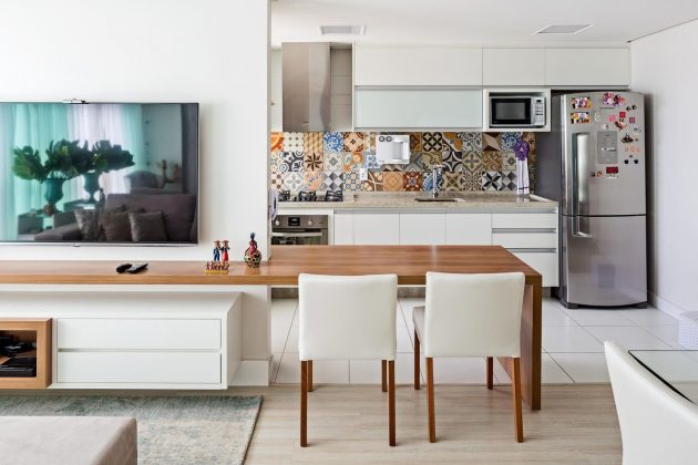 Small Kitchens - Projects To Get Inspired From