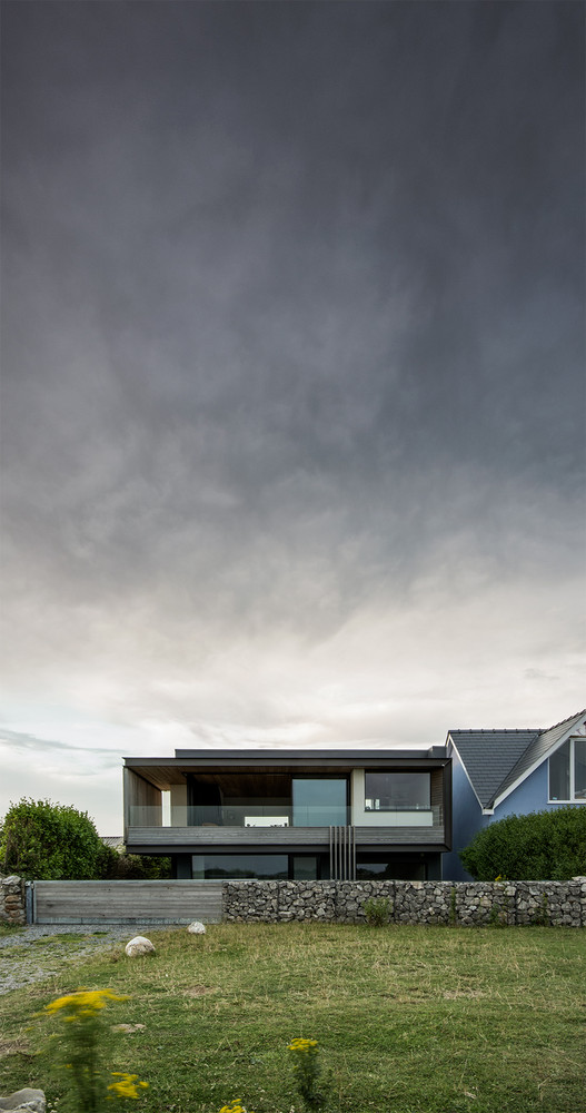 Cliff House by Hyde + Hyde Architects in the United Kingdom