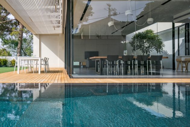 House F by A.M.N Architecture in Haifa, Israel