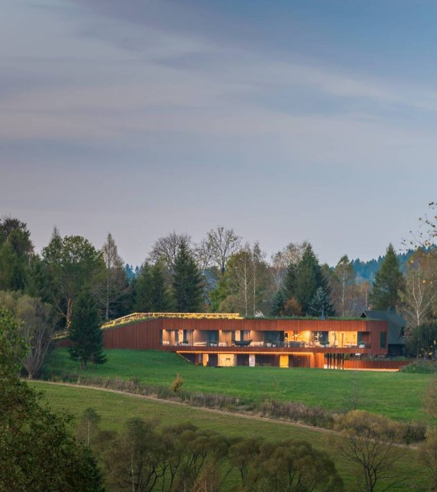 Hunter's House by Medusa Group in Poland