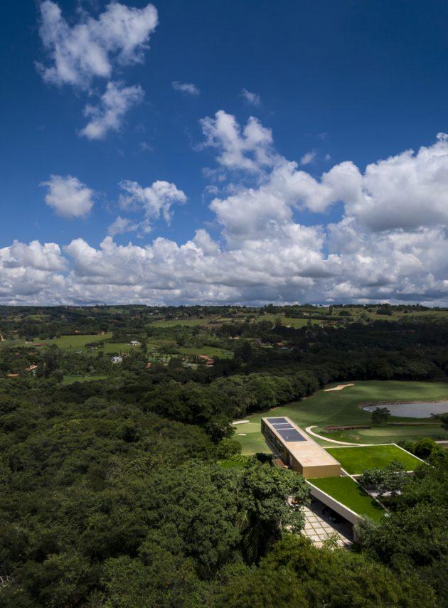 NVD House by Studio Arthur Casas in Brazil
