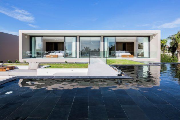 Naman Villa by MIA Design Studio in Da Nang, Vietnam