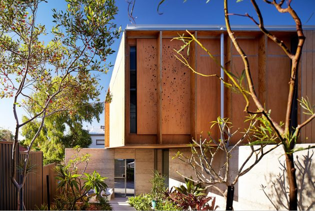 North Perth House by Jonathan Lake Architects in Australia