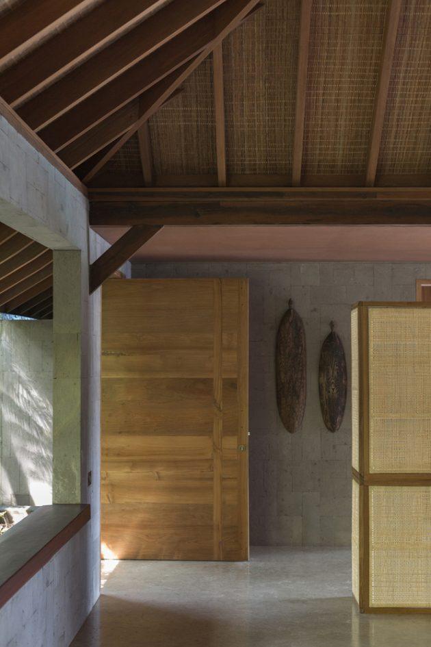 Umah Hati Villa by Studio Jencquel in Bali, Indonesia