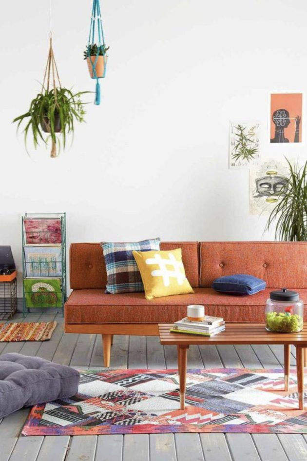 Mid-Century Colors in Your Interior?