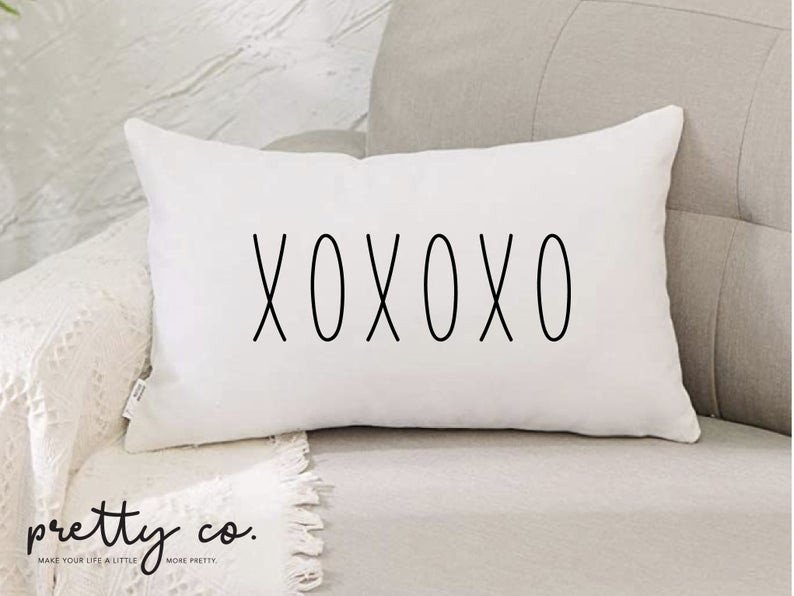 15 Delightful Valentine's Day Pillow Covers For Last Minute Gift Ideas