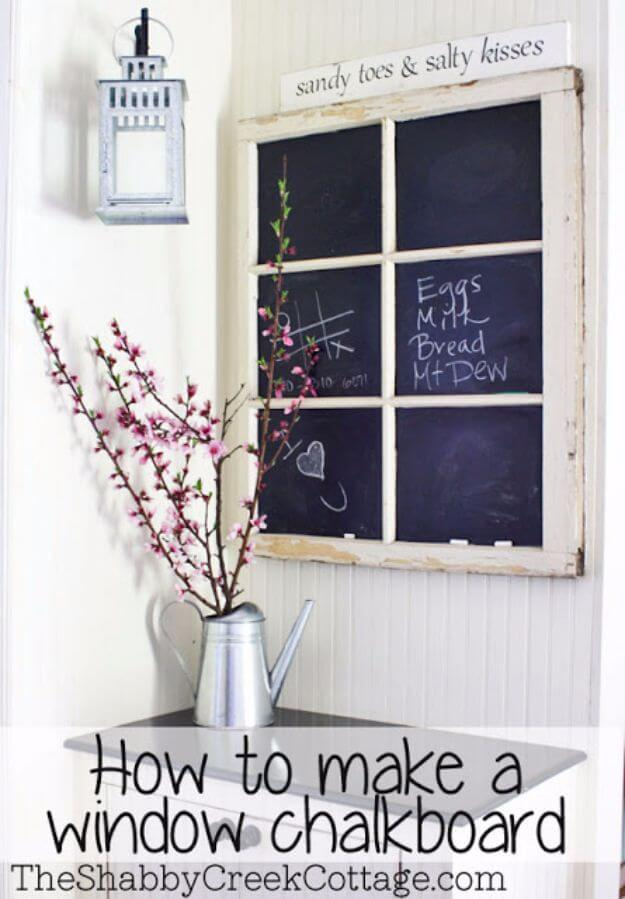 15 Fabulous DIY Décor Ideas You Can Make With Repurposed Windows