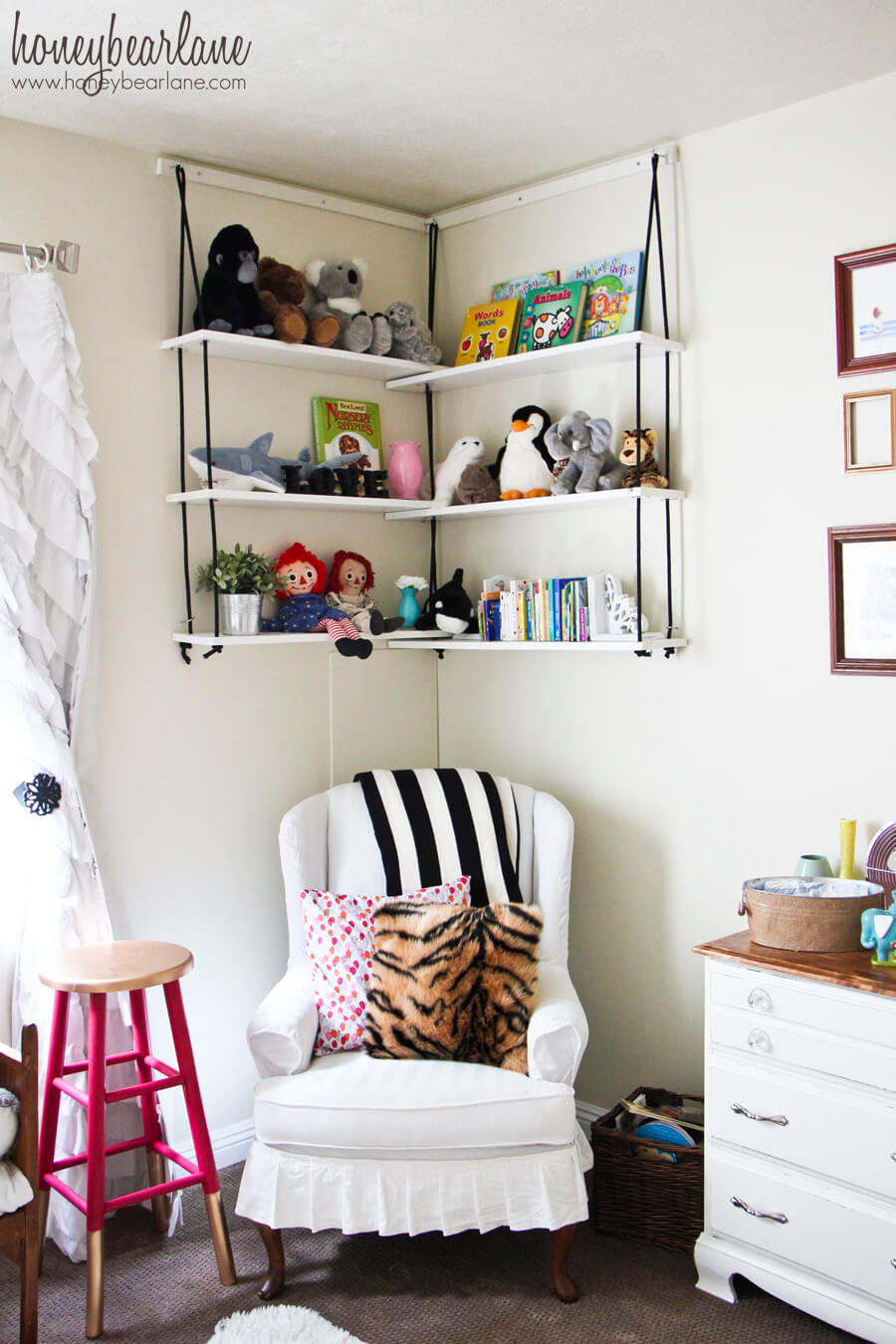 15 Genius DIY Corner Shelves You Can Make For Any Corner Of You Home