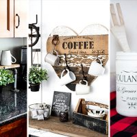 15 Impressive DIY Farmhouse Décor Ideas For Your Kitchen