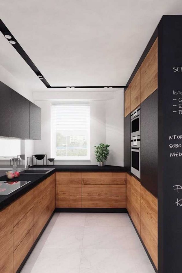 Guide To The Best U-Shaped Kitchen