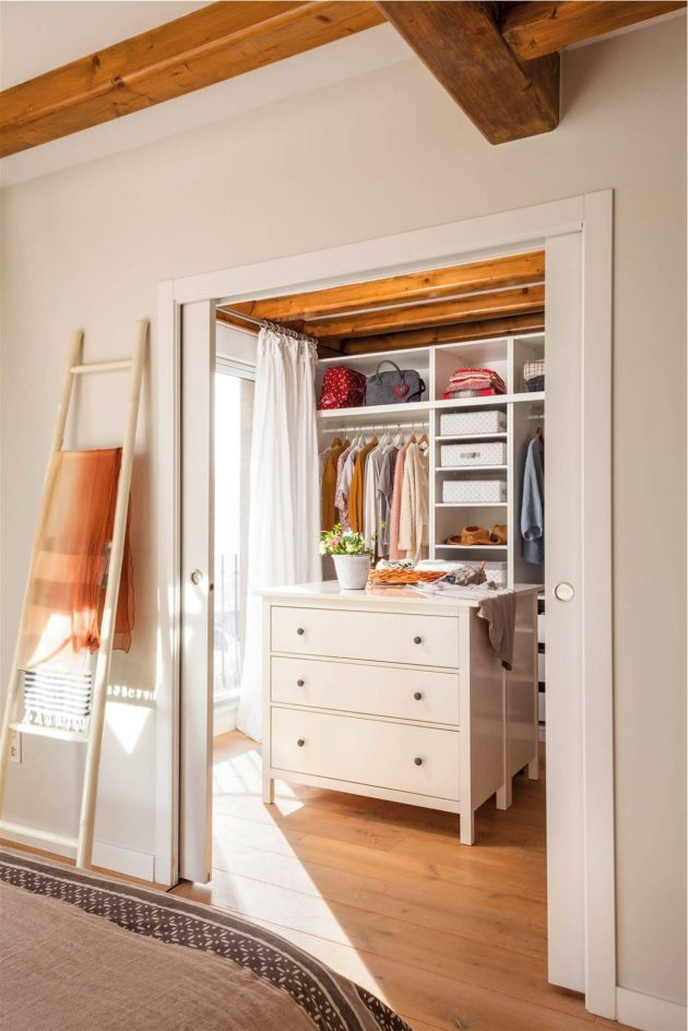 The Best 8 Small Dressing Room Ideas We Have Found (Part I)
