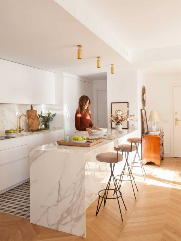 Modern Kitchens With Islands That Will Become Your New Obsession