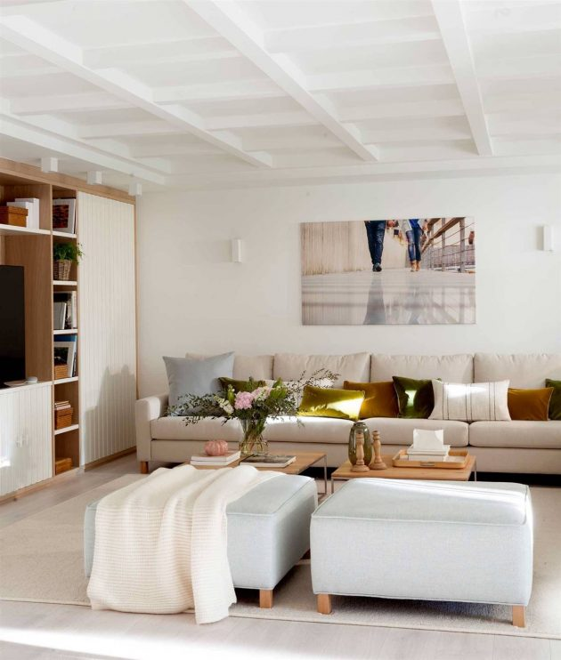 10 Proposals On How To Combine The Perfect Carpet With Sofa (Part I)