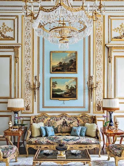 Classic And French Style Sophistication In Your Home