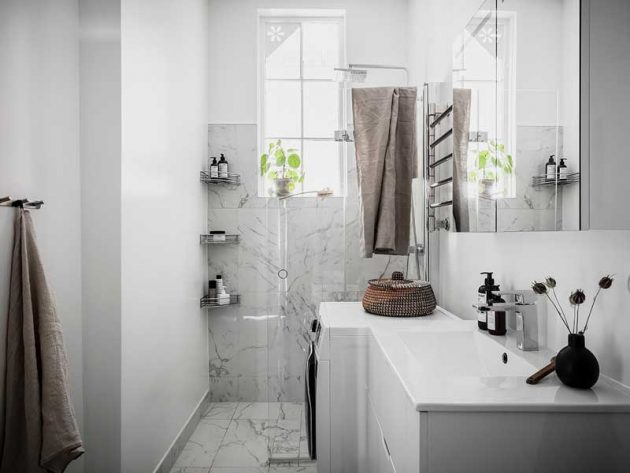 Great Ideas To Make The Most Of A Small Bathroom