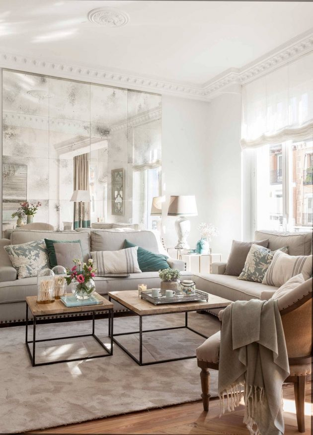10 Ideas How To Decor With Mirrors (Part I)