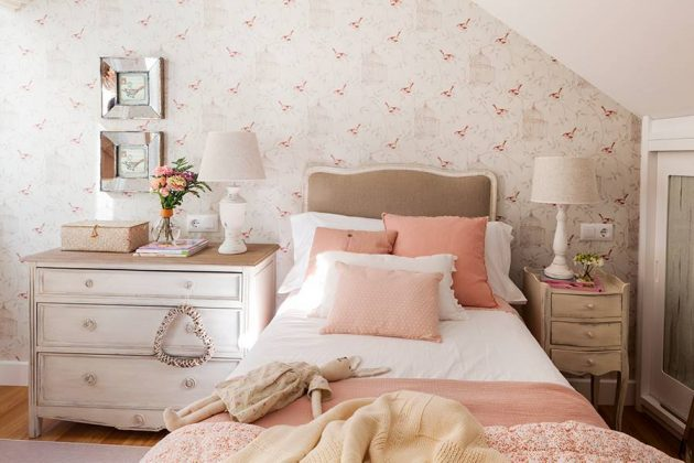 The Best Children's And Youth Rooms For A Girl