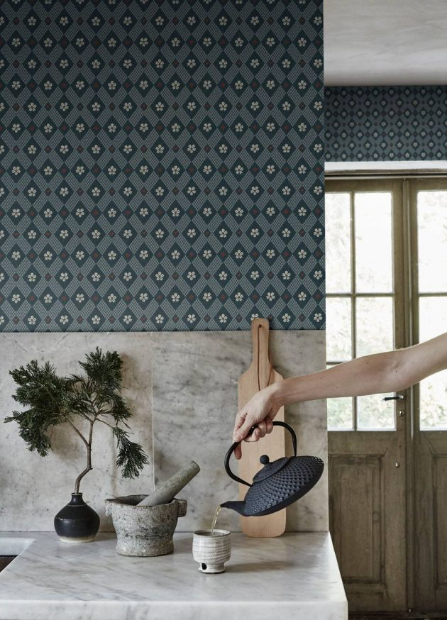 10 Wallpapers To Decorate And Add Warmth To Your Home